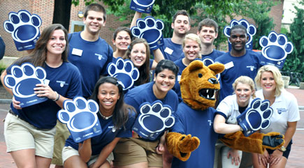 Penn State Tours For Accepted Students