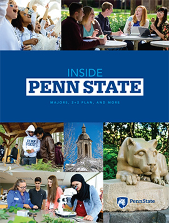 Penn State Facts: International Students